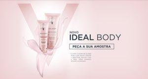 Vichy ideal body amostras gratis